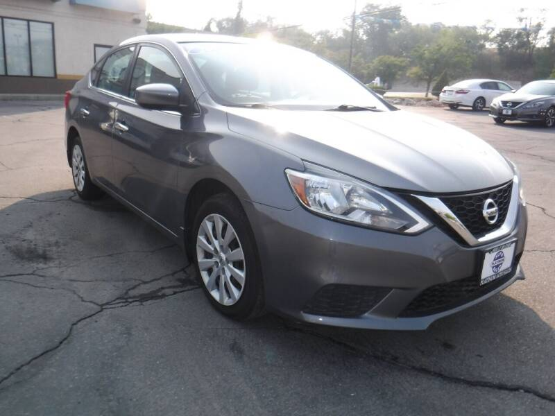 2017 Nissan Sentra for sale at Platinum Auto Sales in Provo UT