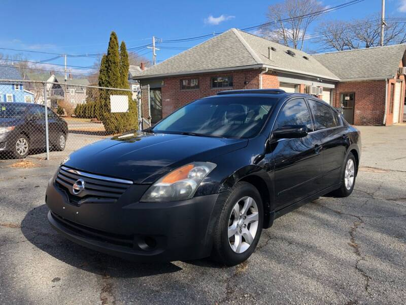 2007 Nissan Altima for sale at Emory Street Auto Sales and Service in Attleboro MA