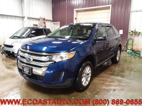 2014 Ford Edge for sale at East Coast Auto Source Inc. in Bedford VA