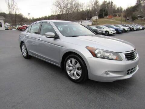 2008 Honda Accord for sale at Specialty Car Company in North Wilkesboro NC