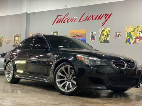 2006 BMW M5 for sale at FALCON AUTO BROKERS LLC in Orlando FL
