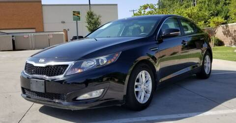 2013 Kia Optima for sale at International Auto Sales in Garland TX