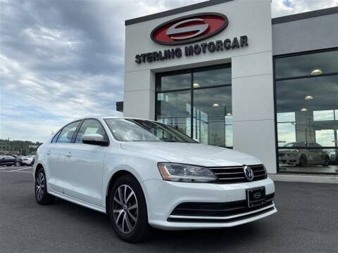 2017 Volkswagen Jetta for sale at Sterling Motorcar in Ephrata PA