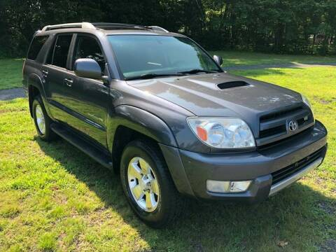 2003 Toyota 4Runner for sale at Choice Motor Car in Plainville CT