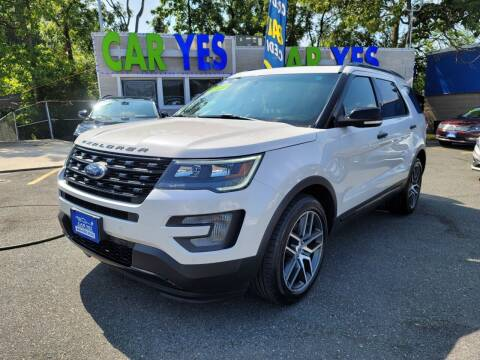 2017 Ford Explorer for sale at Car Yes Auto Sales in Baltimore MD