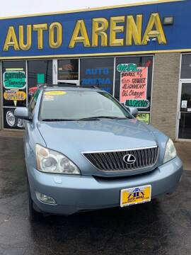 2007 Lexus RX 350 for sale at Auto Arena in Fairfield OH