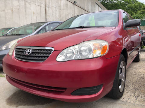 2007 Toyota Corolla for sale at Deleon Mich Auto Sales in Yonkers NY