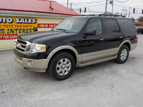 2009 Ford Expedition for sale at SEBASTIAN AUTO SALES INC. in Terre Haute IN
