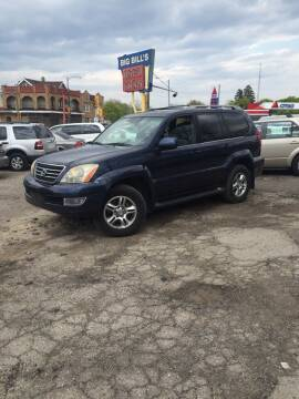 2005 Lexus GX 470 for sale at Big Bills in Milwaukee WI