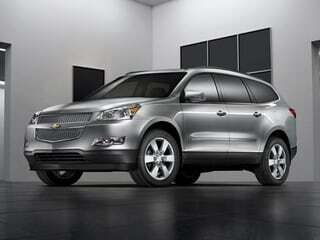 2011 Chevrolet Traverse for sale at PATRIOT CHRYSLER DODGE JEEP RAM in Oakland MD