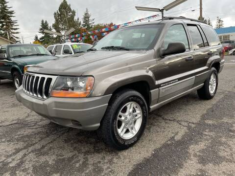 1999 Jeep Grand Cherokee for sale at Stag Motors in Portland OR