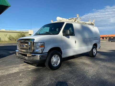 2013 Ford E-Series Cargo for sale at Stein Motors Inc in Traverse City MI