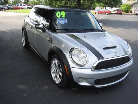 2009 MINI Cooper for sale at Reza Dabestani in Knoxville TN