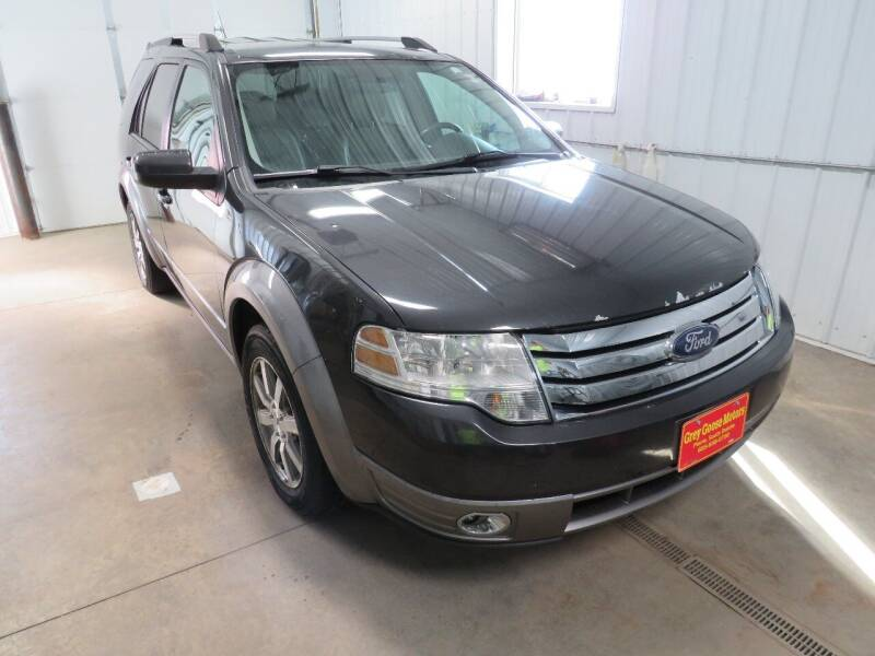 2008 Ford Taurus X for sale at Grey Goose Motors in Pierre SD