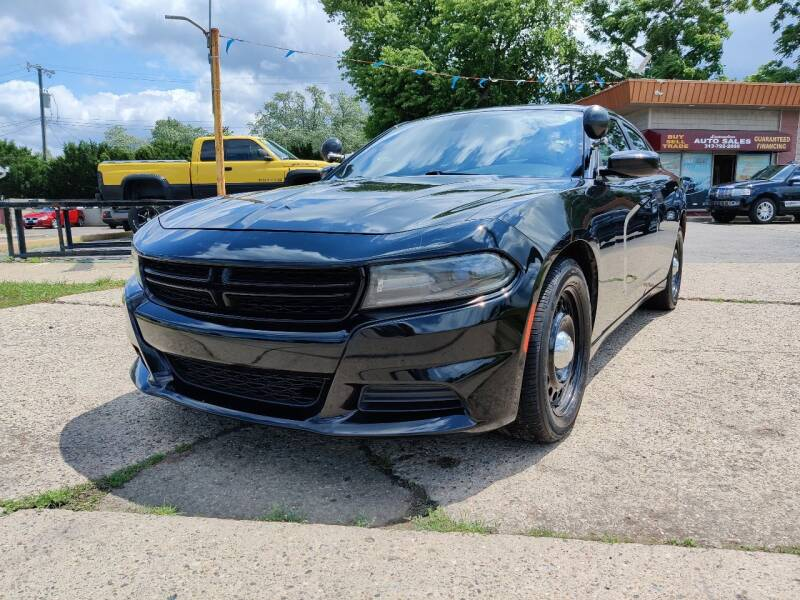 2016 Dodge Charger for sale at Lamarina Auto Sales in Dearborn Heights MI