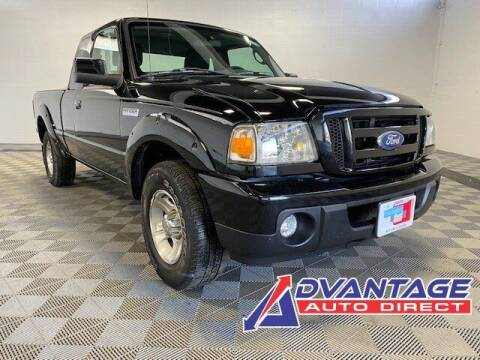 2010 Ford Ranger for sale at Advantage Auto Direct in Kent WA