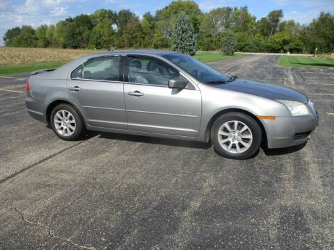 2008 Mercury Milan for sale at Crossroads Used Cars Inc. in Tremont IL
