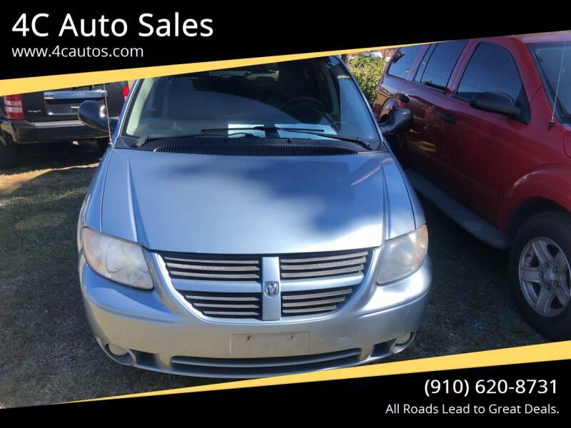 2005 Dodge Grand Caravan for sale at 4C Auto Sales in Wilmington NC