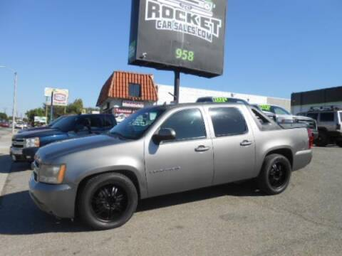 2009 Chevrolet Avalanche for sale at Rocket Car sales in Covina CA