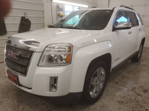 2012 GMC Terrain for sale at Jem Auto Sales in Anoka MN
