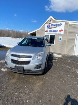 2012 Chevrolet Equinox for sale at ROUTE 11 MOTOR SPORTS in Central Square NY
