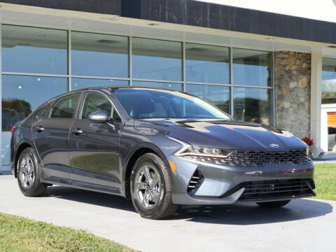 2021 Kia K5 for sale at RUSTY WALLACE CADILLAC GMC KIA in Morristown TN