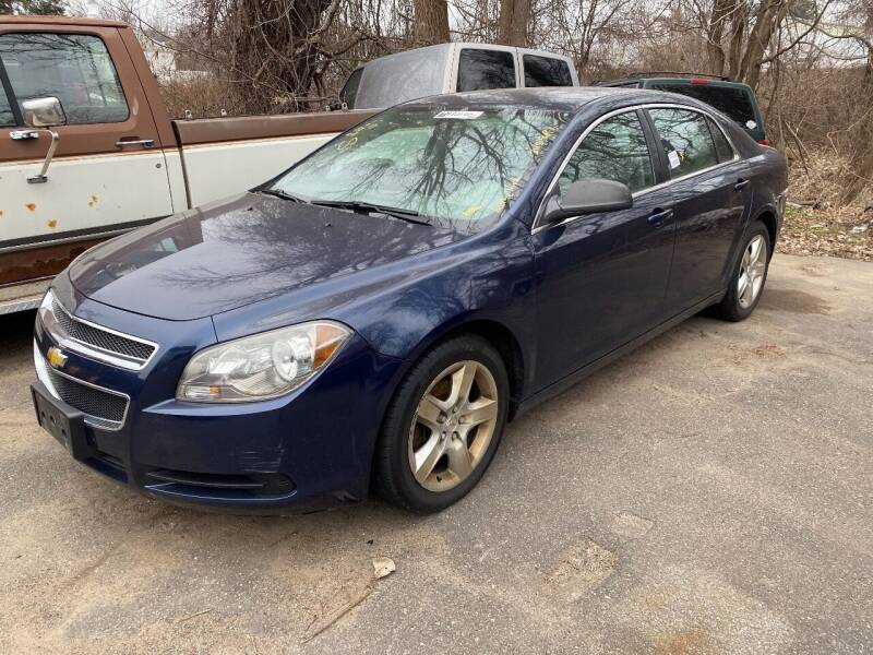 2011 Chevrolet Malibu for sale at East Windsor Auto in East Windsor CT