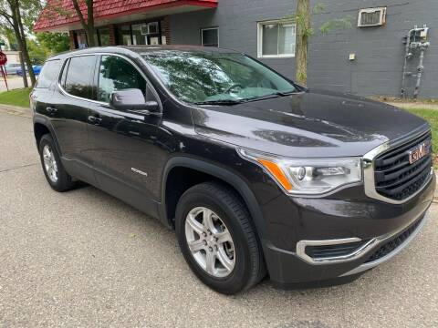 2017 GMC Acadia for sale at Averys Auto Group in Lapeer MI