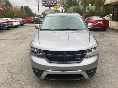2018 Dodge Journey for sale at J Franklin Auto Sales in Macon GA
