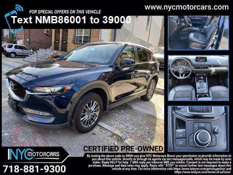 2017 Mazda CX-5 for sale at NYC Motorcars in Freeport NY