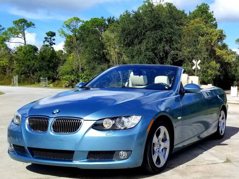 2007 BMW 3 Series for sale at Precision Auto Source in Jacksonville FL