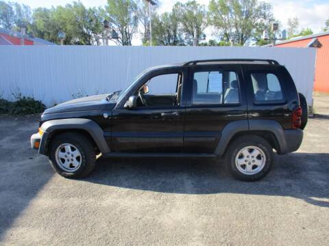 2007 Jeep Liberty for sale at Chaddock Auto Sales in Rochester MN