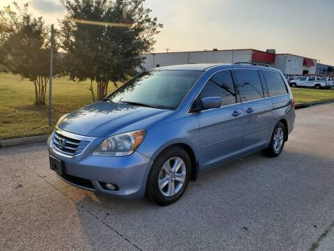 2010 Honda Odyssey for sale at DFW Autohaus in Dallas TX