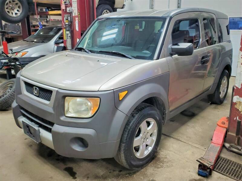 2003 Honda Element for sale at Ericson Auto in Ankeny IA