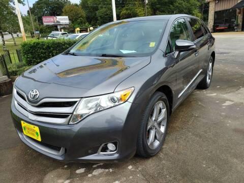 2014 Toyota Venza for sale at TR Motors in Opelika AL