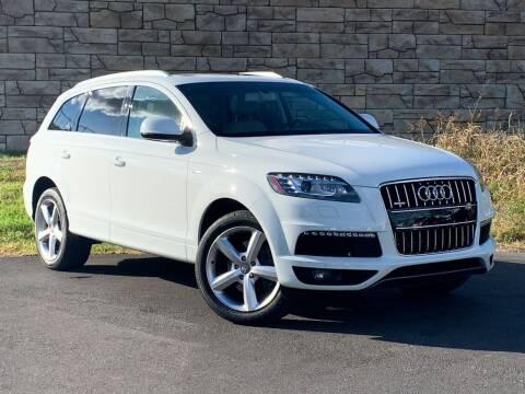 2014 Audi Q7 for sale at Car Hunters LLC in Mount Juliet TN