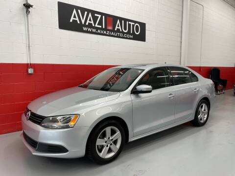 2014 Volkswagen Jetta for sale at AVAZI AUTO GROUP LLC in Gaithersburg MD