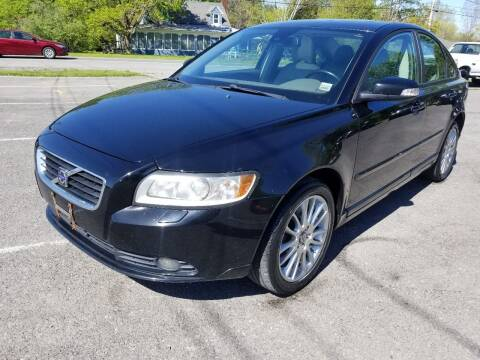 2008 Volvo S40 for sale at Arcia Services LLC in Chittenango NY