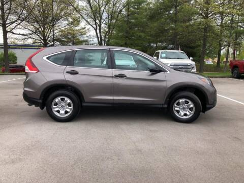 2014 Honda CR-V for sale at St. Louis Used Cars in Ellisville MO