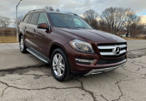2013 Mercedes-Benz GL-Class for sale at InstaCar LLC in Independence MO