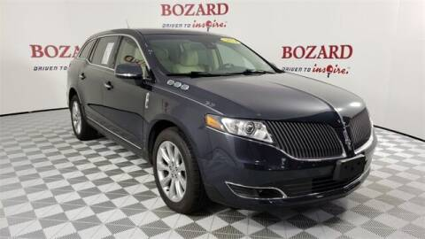 2014 Lincoln MKT for sale at BOZARD FORD in Saint Augustine FL