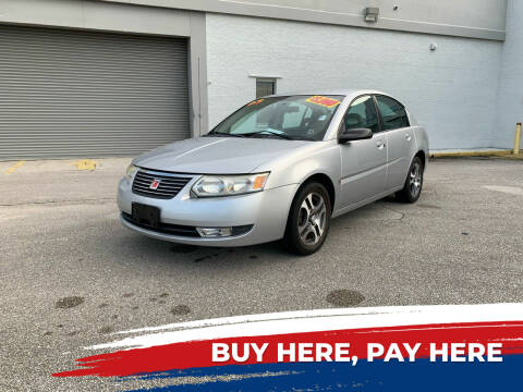 2005 Saturn Ion for sale at Mid City Motors Auto Sales - Mid City South in Fort Myers FL