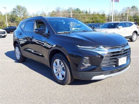 2021 Chevrolet Blazer for sale at Gentilini Motors in Woodbine NJ