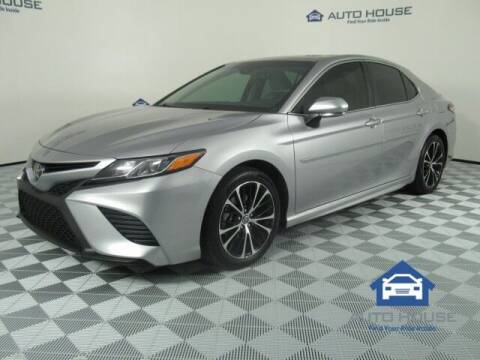 2018 Toyota Camry for sale at Autos by Jeff Tempe in Tempe AZ
