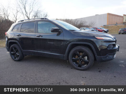 2016 Jeep Cherokee for sale at Stephens Auto Center of Beckley in Beckley WV