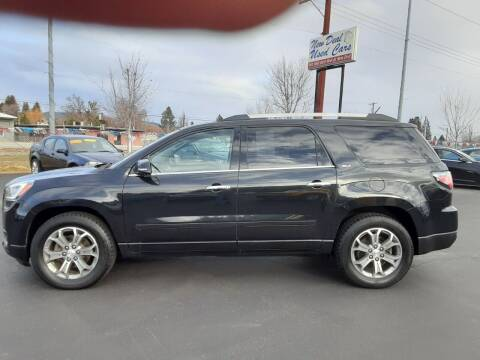 2015 GMC Acadia for sale at New Deal Used Cars in Spokane Valley WA