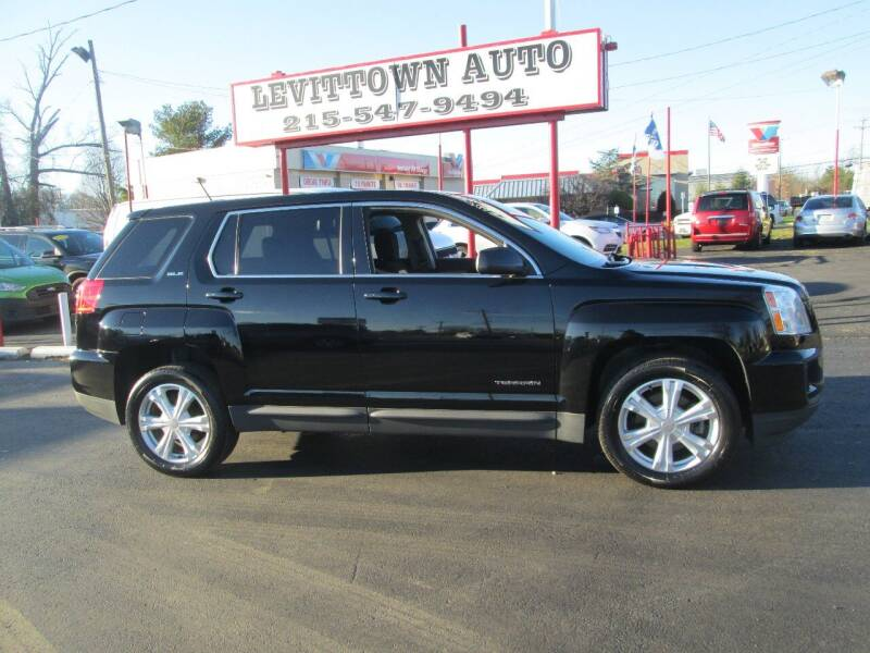 2017 GMC Terrain for sale at Levittown Auto in Levittown PA