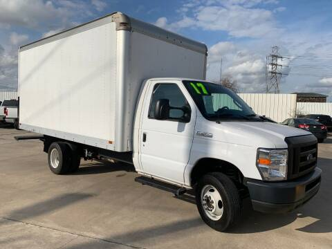 2017 Ford E-Series Chassis for sale at Market Street Auto Sales INC in Houston TX