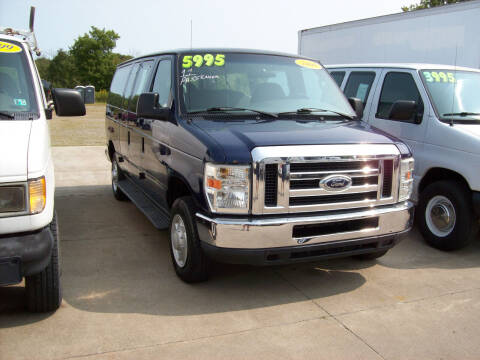 2008 Ford E-Series Wagon for sale at Summit Auto Inc in Waterford PA
