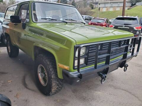 1984 Chevrolet Blazer for sale at North Knox Auto LLC in Knoxville TN